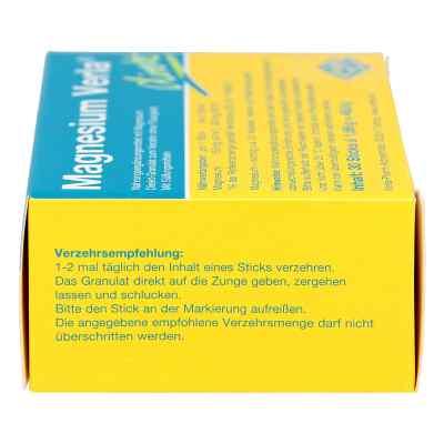 Magnesium Verla direkt Granulat Citrus  bei deutscheinternetapotheke.de bestellen