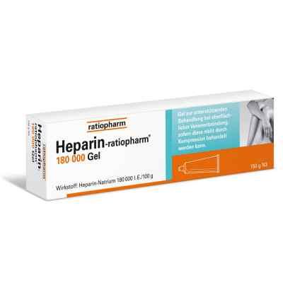 Heparin-ratiopharm 180000  bei deutscheinternetapotheke.de bestellen