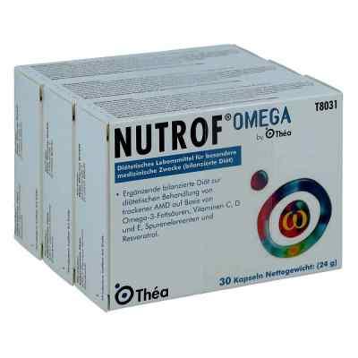 Nutrof Omega Kapseln  bei deutscheinternetapotheke.de bestellen