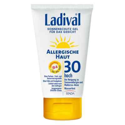 Ladival allergische Haut Gel Gesicht Lsf 30  bei deutscheinternetapotheke.de bestellen