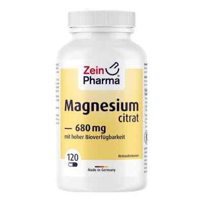 Magnesium Citrat 680 mg Kapseln  bei deutscheinternetapotheke.de bestellen