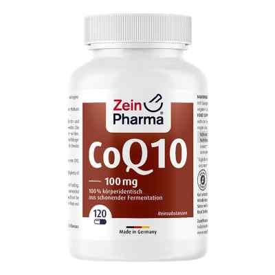 Coenzym Q10 100 mg Kapseln  bei deutscheinternetapotheke.de bestellen