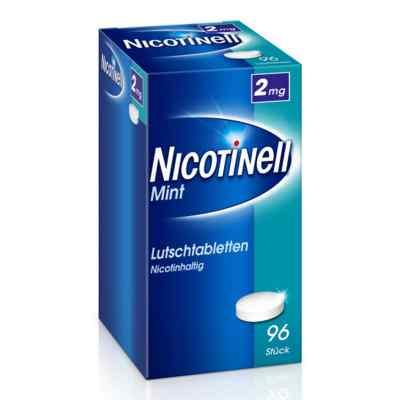 Nicotinell 2mg Mint  bei deutscheinternetapotheke.de bestellen