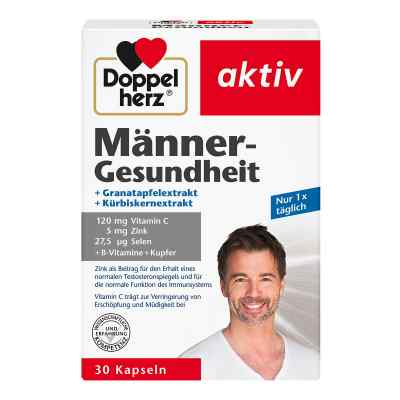 Doppelherz Männer-gesundheit Kapseln  bei deutscheinternetapotheke.de bestellen