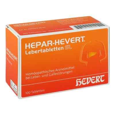 Hepar Hevert Lebertabletten Sl  bei deutscheinternetapotheke.de bestellen