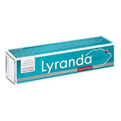 Lyranda Kautabletten  bei deutscheinternetapotheke.de bestellen
