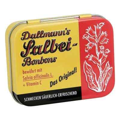 Dallmann's Salbeibonbons Dose  bei deutscheinternetapotheke.de bestellen