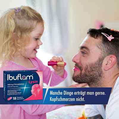 Ibuflam-Lysin 400mg  bei deutscheinternetapotheke.de bestellen