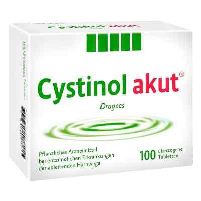 Cystinol akut Dragees  bei deutscheinternetapotheke.de bestellen