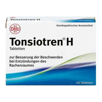 Tonsiotren H Tabletten  bei deutscheinternetapotheke.de bestellen