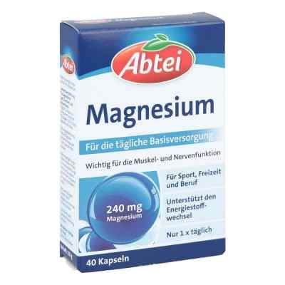 Abtei Magnesium Kapseln  bei deutscheinternetapotheke.de bestellen