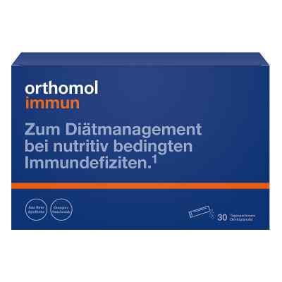 Orthomol Immun Direktgranulat Orange  bei deutscheinternetapotheke.de bestellen