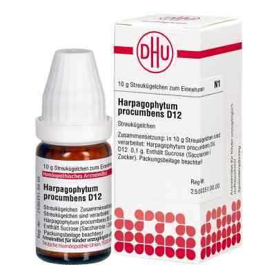 Harpagophytum Proc. D 12 Globuli  bei deutscheinternetapotheke.de bestellen