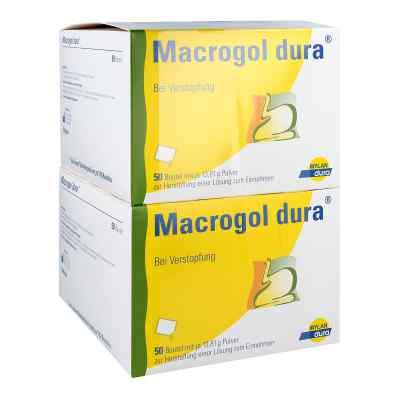 Macrogol dura Pulv.z.herst.e.lsg.z.einnehmen  bei deutscheinternetapotheke.de bestellen