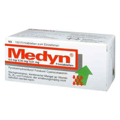 Medyn Filmtabletten  bei deutscheinternetapotheke.de bestellen