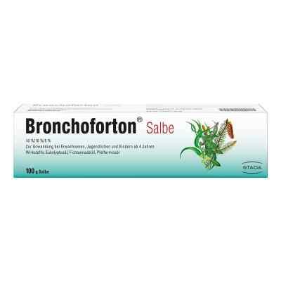 Bronchoforton Salbe bei Erkältungen & Husten  bei deutscheinternetapotheke.de bestellen