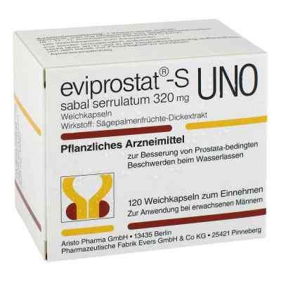 Eviprostat-S Sabal serrulatum 320 Uno  bei deutscheinternetapotheke.de bestellen