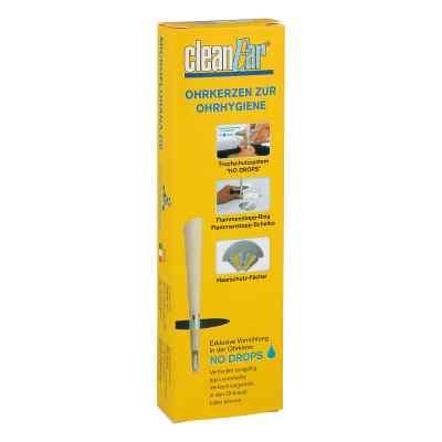 Ohrenkerzen cleanEar  bei deutscheinternetapotheke.de bestellen