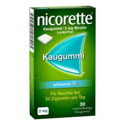 Nicorette 2mg whitemint  bei deutscheinternetapotheke.de bestellen
