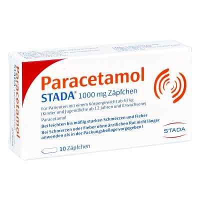 Paracetamol STADA 1000mg  bei deutscheinternetapotheke.de bestellen