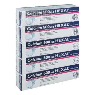 Calcium 500mg HEXAL  bei deutscheinternetapotheke.de bestellen