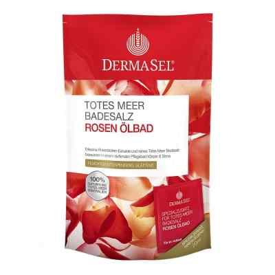 Dermasel Totes Meer Badesalz+rose Spa  bei deutscheinternetapotheke.de bestellen