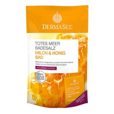 Dermasel Totes Meer Badesalz+milch&honig Spa  bei deutscheinternetapotheke.de bestellen