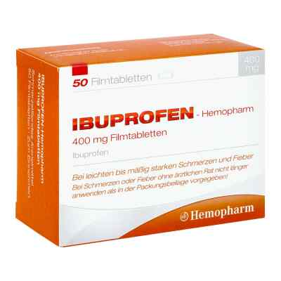 Ibuprofen-Hemopharm 400mg  bei deutscheinternetapotheke.de bestellen