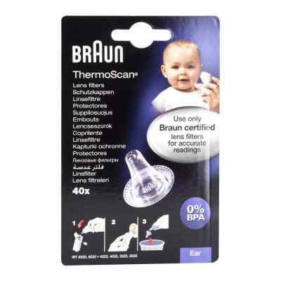 Braun Thermoscan Schutzkappen Lf 40  bei deutscheinternetapotheke.de bestellen