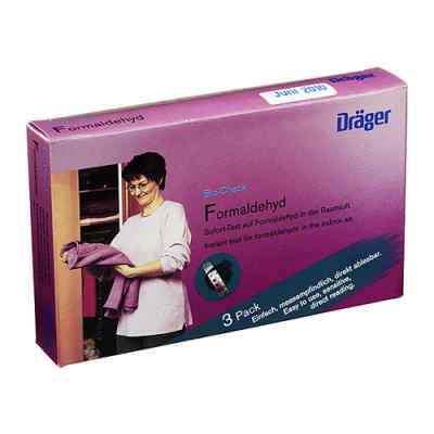 Bio Check Formaldehyd Test  bei deutscheinternetapotheke.de bestellen