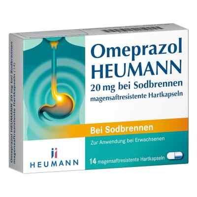 Omeprazol Heumann 20mg bei Sodbrennen  bei deutscheinternetapotheke.de bestellen