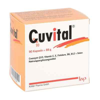Cuvital Kapseln  bei deutscheinternetapotheke.de bestellen