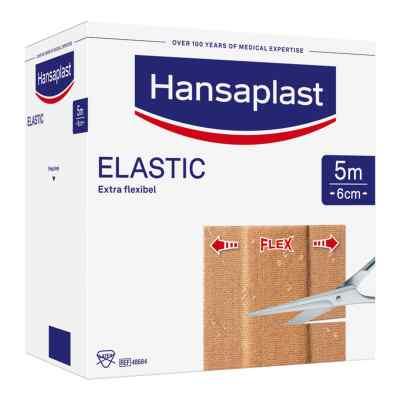 Hansaplast Elastic Pflaster 5mx6cm  bei deutscheinternetapotheke.de bestellen