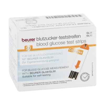 Beurer Gl44/gl50 Teststreifen  bei deutscheinternetapotheke.de bestellen