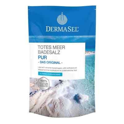 Dermasel Totes Meer Badesalz Pur  bei deutscheinternetapotheke.de bestellen