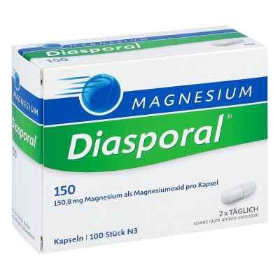 Magnesium Diasporal 150 Kapseln  bei deutscheinternetapotheke.de bestellen