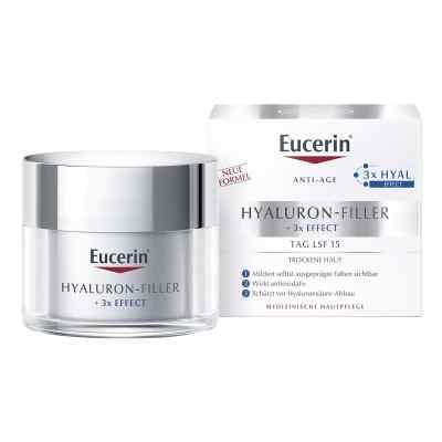 Eucerin Anti-age Hyaluron-filler Tag trockene Haut  bei deutscheinternetapotheke.de bestellen
