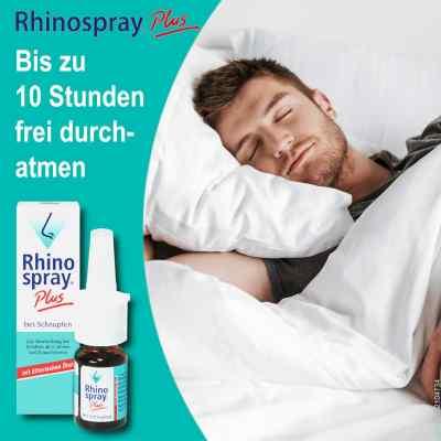 Rhinospray Plus bei Schnupfen Nasenspray  bei deutscheinternetapotheke.de bestellen