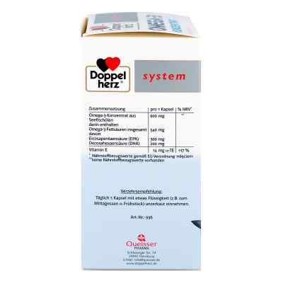 Doppelherz Omega-3 Konzentrat system Kapseln  bei deutscheinternetapotheke.de bestellen