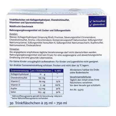 Doppelherz Kollagen 11000 Plus system Ampullen  bei deutscheinternetapotheke.de bestellen