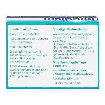 Imodium akut N duo  bei deutscheinternetapotheke.de bestellen