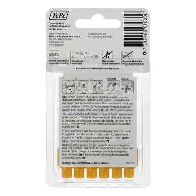 Tepe Interdentalbürste 0,7mm gelb  bei deutscheinternetapotheke.de bestellen