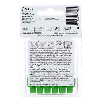 Tepe Interdentalbürste 0,8mm grün  bei deutscheinternetapotheke.de bestellen