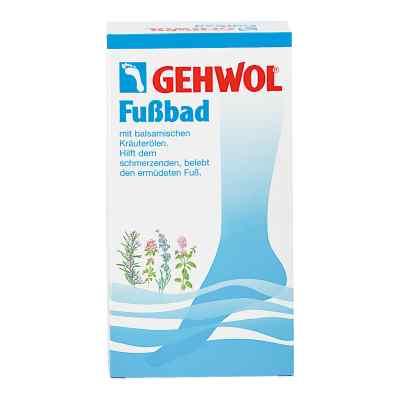 Gehwol Fussbad Portionsbtl.  bei deutscheinternetapotheke.de bestellen