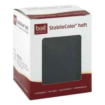 Bort Stabilocolor haft Binde 8cm schwarz  bei deutscheinternetapotheke.de bestellen