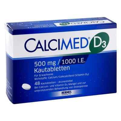 Calcimed D3 500mg/1000 I.E.  bei deutscheinternetapotheke.de bestellen