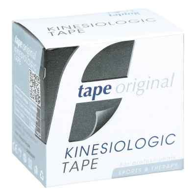 Kinesio Tape Original schwarz Kinesiologic  bei deutscheinternetapotheke.de bestellen