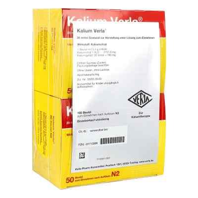 Kalium Verla Granulat Beutel  bei deutscheinternetapotheke.de bestellen