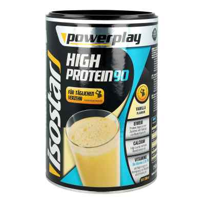 Isostar Powerplay High Protein 90 Vanille Pulver  bei deutscheinternetapotheke.de bestellen