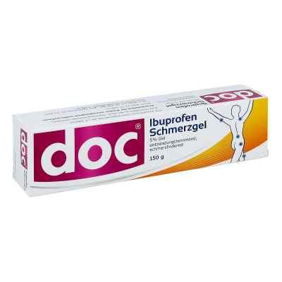 Doc Ibuprofen Schmerzgel 5%  bei deutscheinternetapotheke.de bestellen